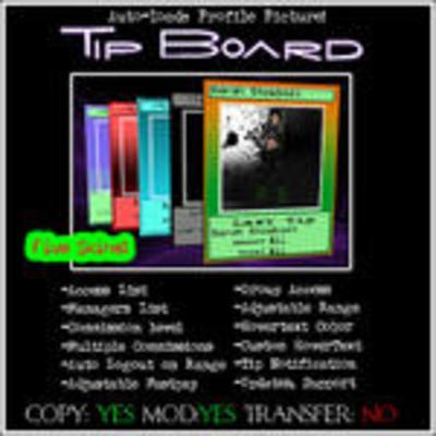 Tipboard