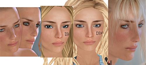 minnu model skins photosourced from renderosity the alphaville