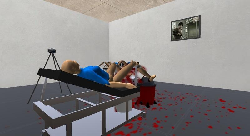 Virtual Sex Clinic Game