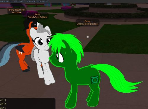 GLE Pony