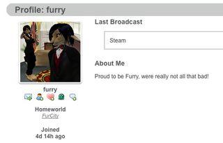 MP Furry