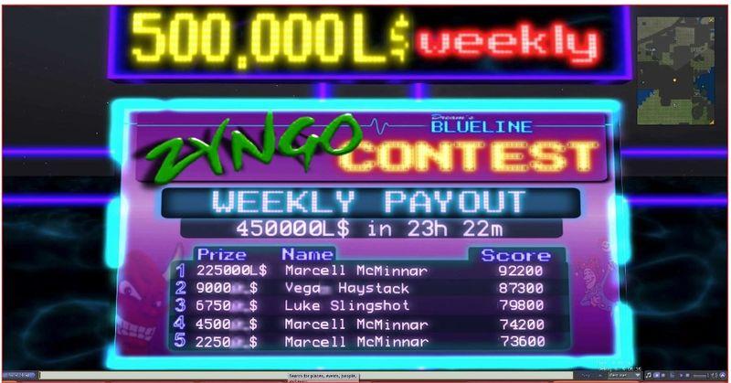 Gambling second life terribles casino reviews